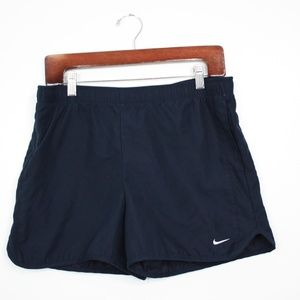 Nike Navy Athletic Shorts